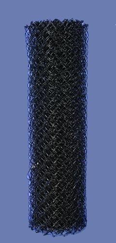 2″ x 9 ga x 4 black chain link