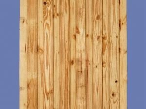 6 h x 4 w PT pine board on board walk gate (1/2″ picket on 2 x 4 back rail)