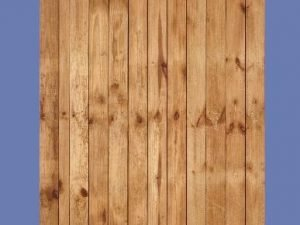 6 h x 4 w PT pine stockade walk gate (1/2″ picket on 2 x 4 back rail)