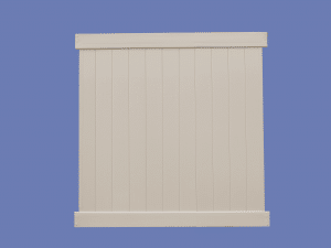 6X6 T&G PRIVACY PANEL PACK WHITE